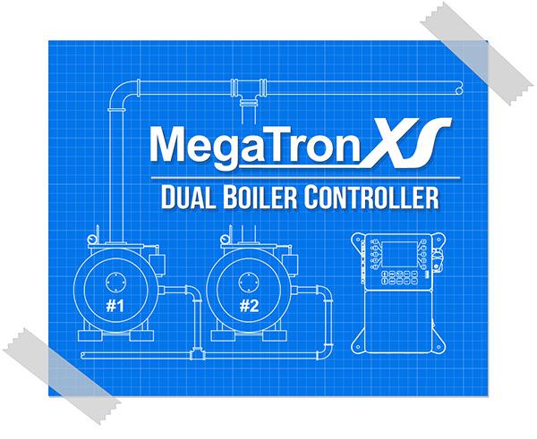 MegaTron XS Dual Boiler Controller