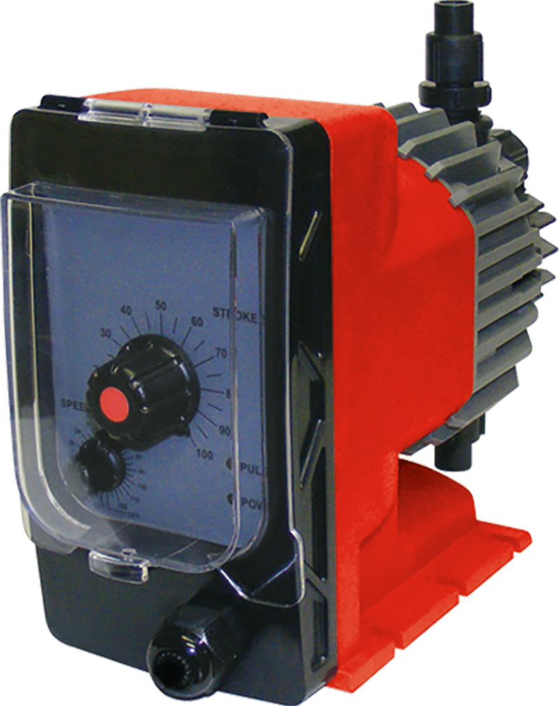 Microtron Series B Chemical Metering Pump