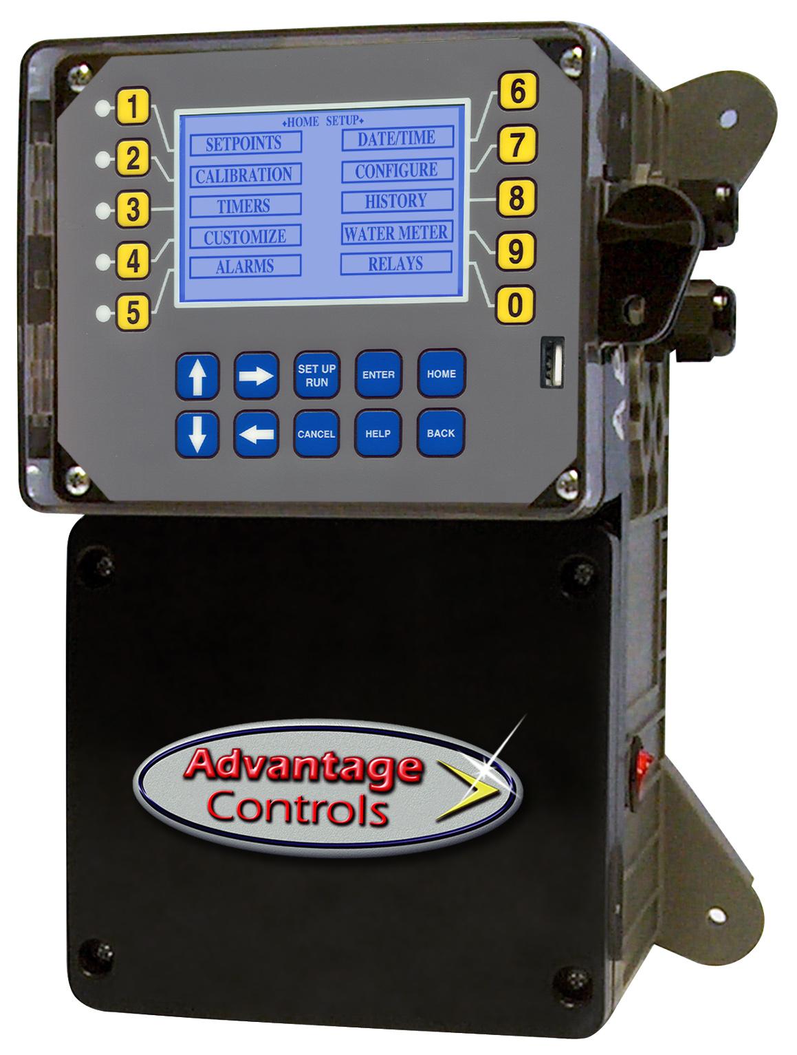 Advantage Controls Megatron Xs Industrial Water