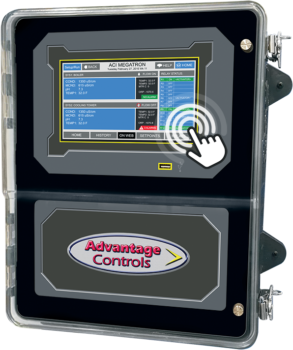 Megatron MT Water Treatment Controller