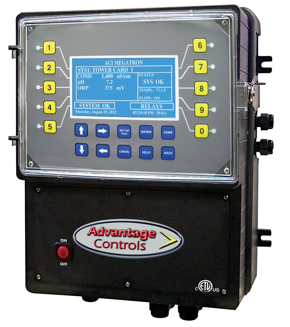 Advantage Controls Megatron Industrial Water Treatment